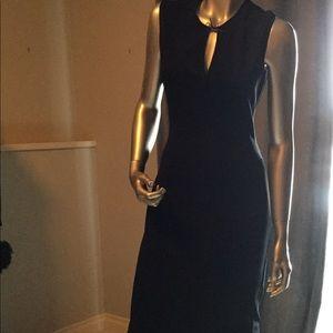 Gucci sleeveless bodycon dress